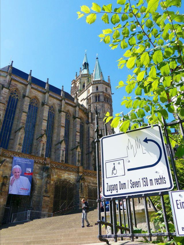 Erfurt Dom und Severikirche (35)