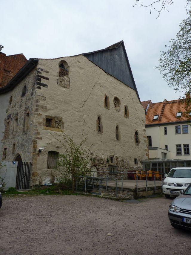 Erfurt Synagoge (1)